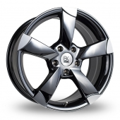Image for BK_Racing 113 Graphite Alloy Wheels