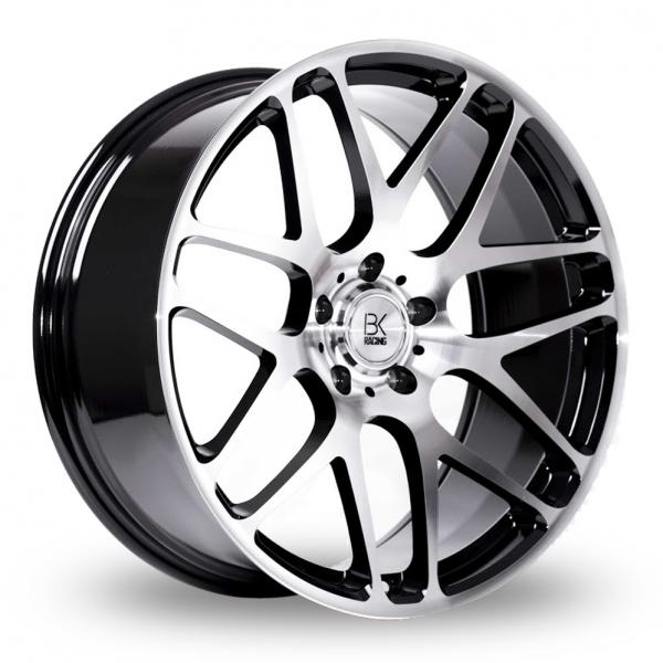 Zoom BK_Racing 170 Black_Polished Alloys