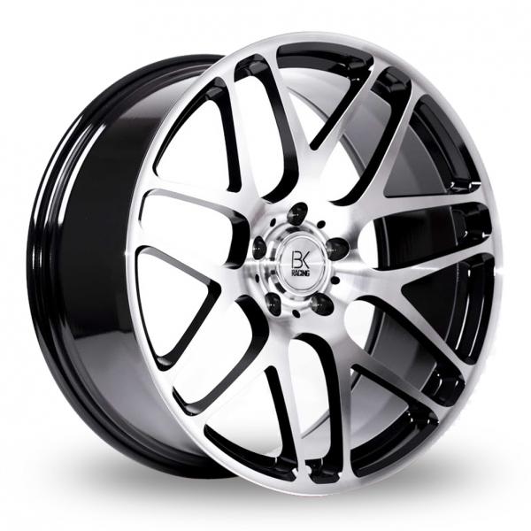 Zoom BK_Racing 170 Black_Polished Alloys