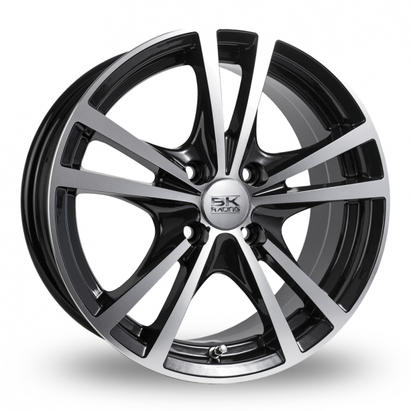 Zoom BK_Racing 182 Black_Polished Alloys