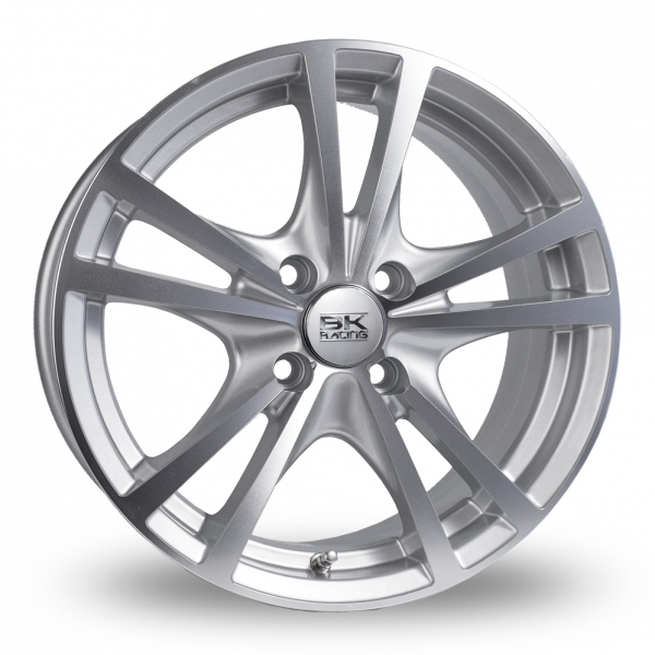Zoom BK_Racing 182 Silver_Polished Alloys