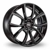 Image for MSW_(by_OZ) 27 Black Alloy Wheels