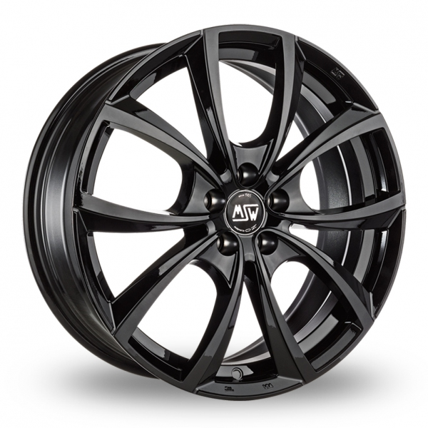Zoom MSW_(by_OZ) 27 Black Alloys
