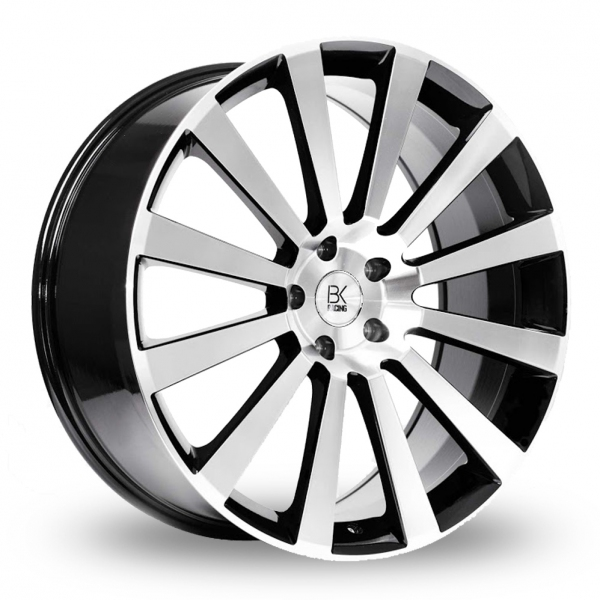 Zoom BK_Racing 660 Black_Polished Alloys