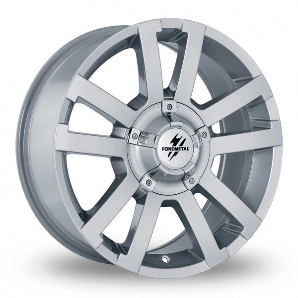 Zoom Fondmetal 7700_Off_Road Silver Alloys