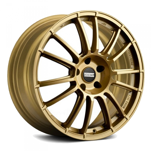 Zoom Fondmetal 9RR Gold Alloys