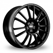 Image for Fondmetal 9RR Black Alloy Wheels