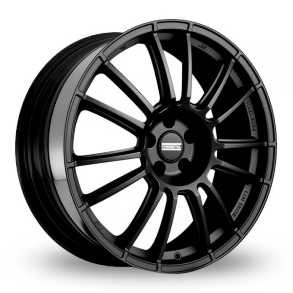 Zoom Fondmetal 9RR Black Alloys
