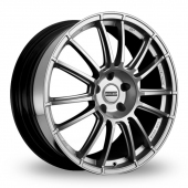 Image for Fondmetal 9RR Silver Alloy Wheels