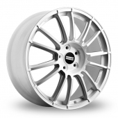Image for Fondmetal 9RR White Alloy Wheels