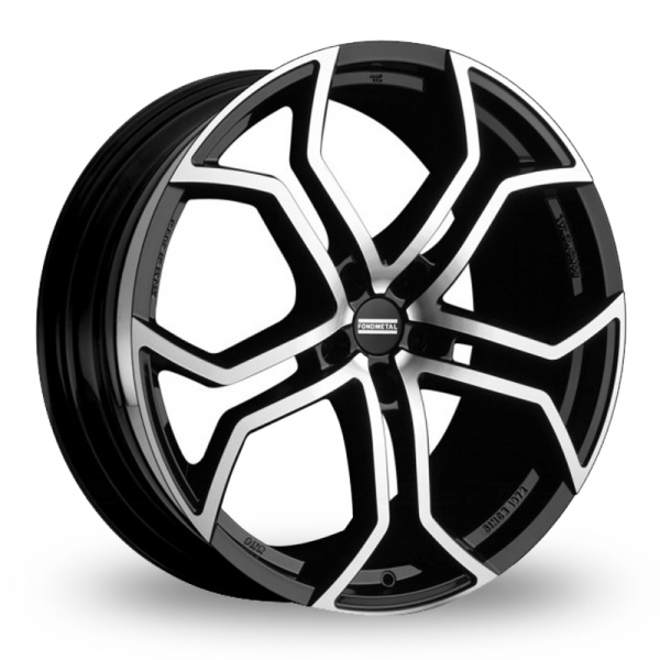 Zoom Fondmetal 9XR Black_Polished Alloys