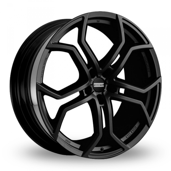 Zoom Fondmetal 9XR Black Alloys