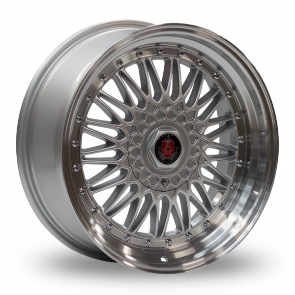 Zoom Axe RS Silver_Polished_Lip Alloys