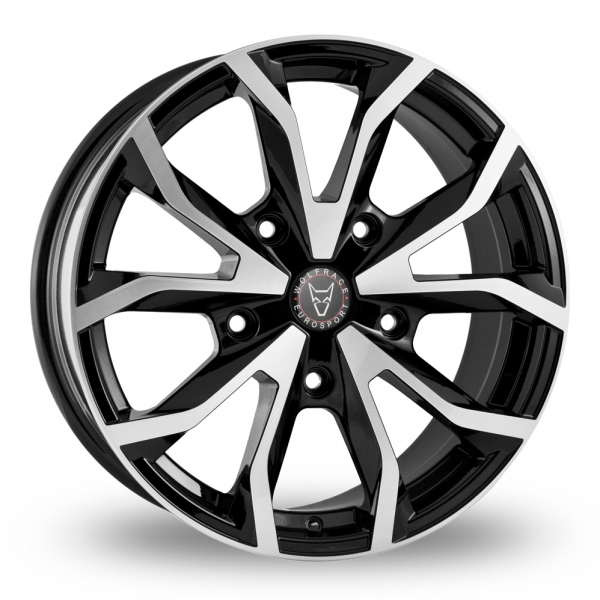 Zoom Wolfrace Assassin_TRS Black_Polished Alloys