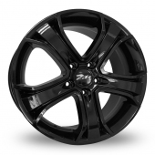 Image for Zito Blazer Black Alloy Wheels