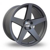 Image for Calibre CC-F Gun_Metal Alloy Wheels