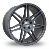 Image for Calibre CC-R Gun_Metal Alloy Wheels