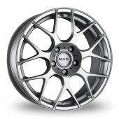 Image for MAK DTM_One Hyper_Silver Alloy Wheels