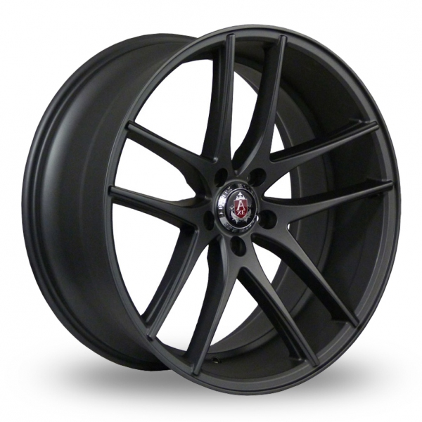 Zoom Axe EX19_Wider_Rear Grey Alloys