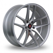 Image for Axe EX19_Wider_Rear Silver_Polished Alloy Wheels