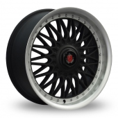 Image for Axe Ex_10en Matt_Black Alloy Wheels