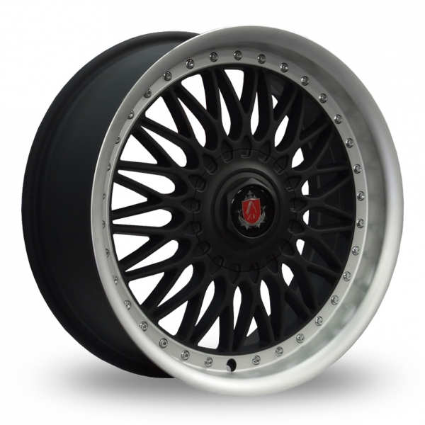 Zoom Axe Ex_10en Matt_Black Alloys