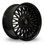 Image for Axe Ex_10en_Wider_Rear Matt_Black Alloy Wheels