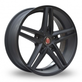 Image for Axe EX14_Transit Black Alloy Wheels