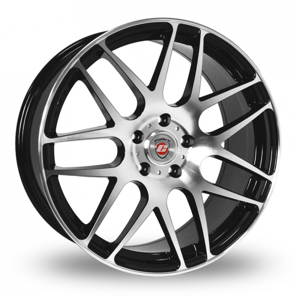 Zoom Calibre Exile Black_Polished Alloys