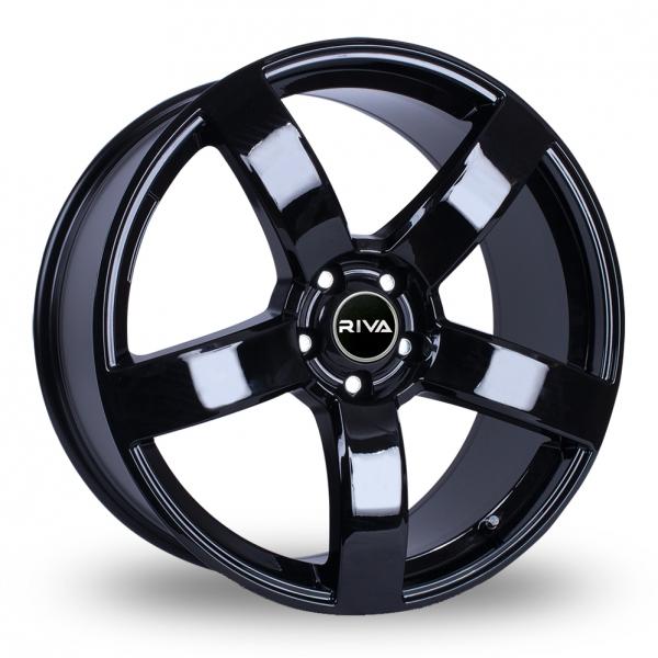 Zoom Riva FWD Black Alloys