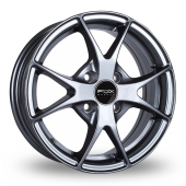 Image for Fox_Racing FX002 Grey Alloy Wheels