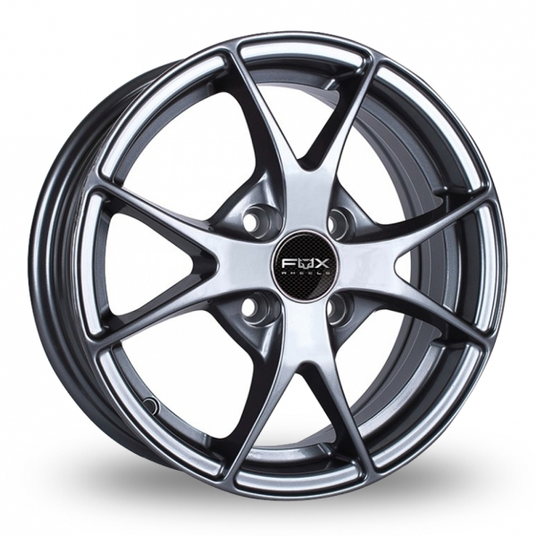 Zoom Fox_Racing FX002 Grey Alloys