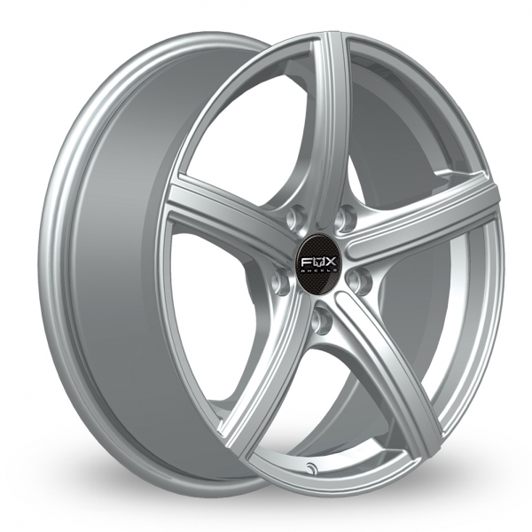 Zoom Fox_Racing FX006 Silver Alloys