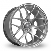 Image for Fox_Racing MS007 Hyper_Silver Alloy Wheels