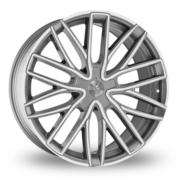 Zoom Wolfrace Wolf_Design_GTP Gun_Metal_Polished Alloys