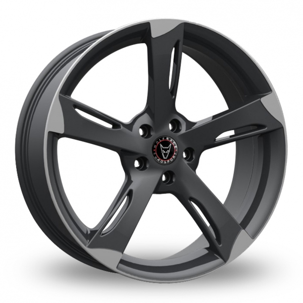 Zoom Wolfrace Genesis Gun_Metal_Polished Alloys