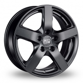 Image for MSW_(by_OZ) 55 Grey Alloy Wheels