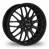 Image for Calibre Motion_2 Matt_Black Alloy Wheels
