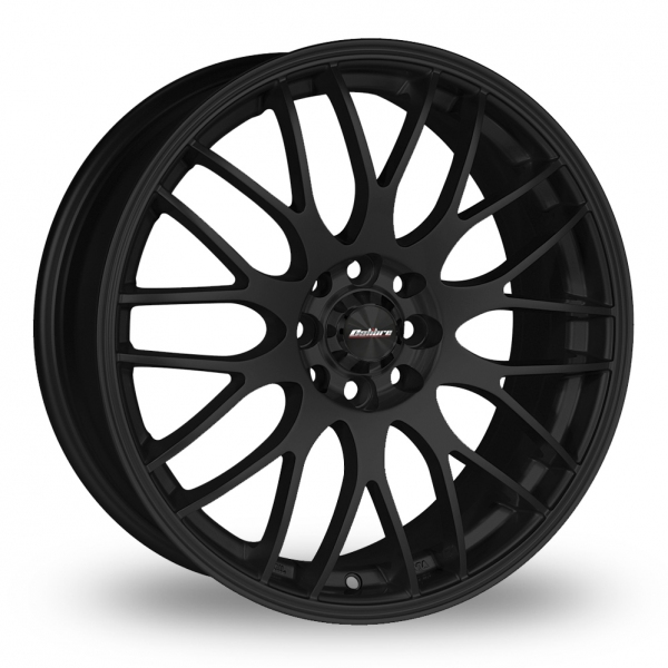Zoom Calibre Motion_2 Matt_Black Alloys