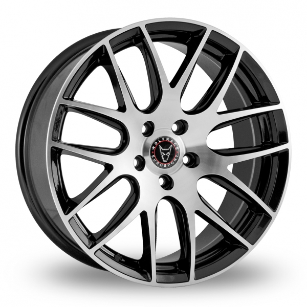 Zoom Wolfrace Munich Matt_Black Alloys