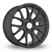 Image for Dare River_NK_1 Gun_Metal Alloy Wheels