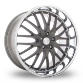 Image for Privat Netz Grey Alloy Wheels