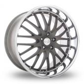 Image for Privat Netz Grey Alloy Wheels