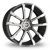 Image for Momo Quantum_Evo Anthracite_Polished Alloy Wheels