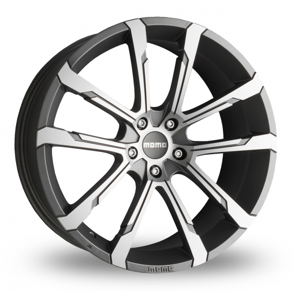 Zoom Momo Quantum_Evo Anthracite_Polished Alloys