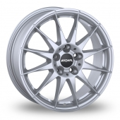 Image for Ronal R54_5x120_Wider_Rear Titanium Alloy Wheels