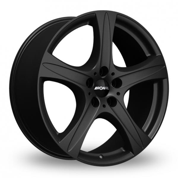 Zoom Ronal R55_SUV Matt_Black Alloys