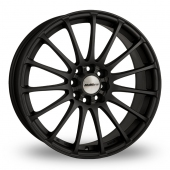 Image for Calibre Rapide Matt_Black Alloy Wheels