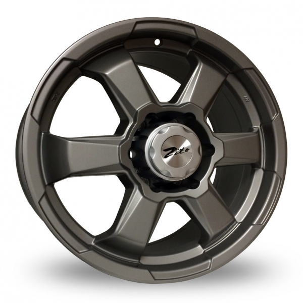 Zoom Zito SJ19 Anthracite Alloys