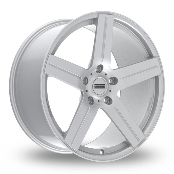 Zoom Fondmetal STC-01 Silver Alloys